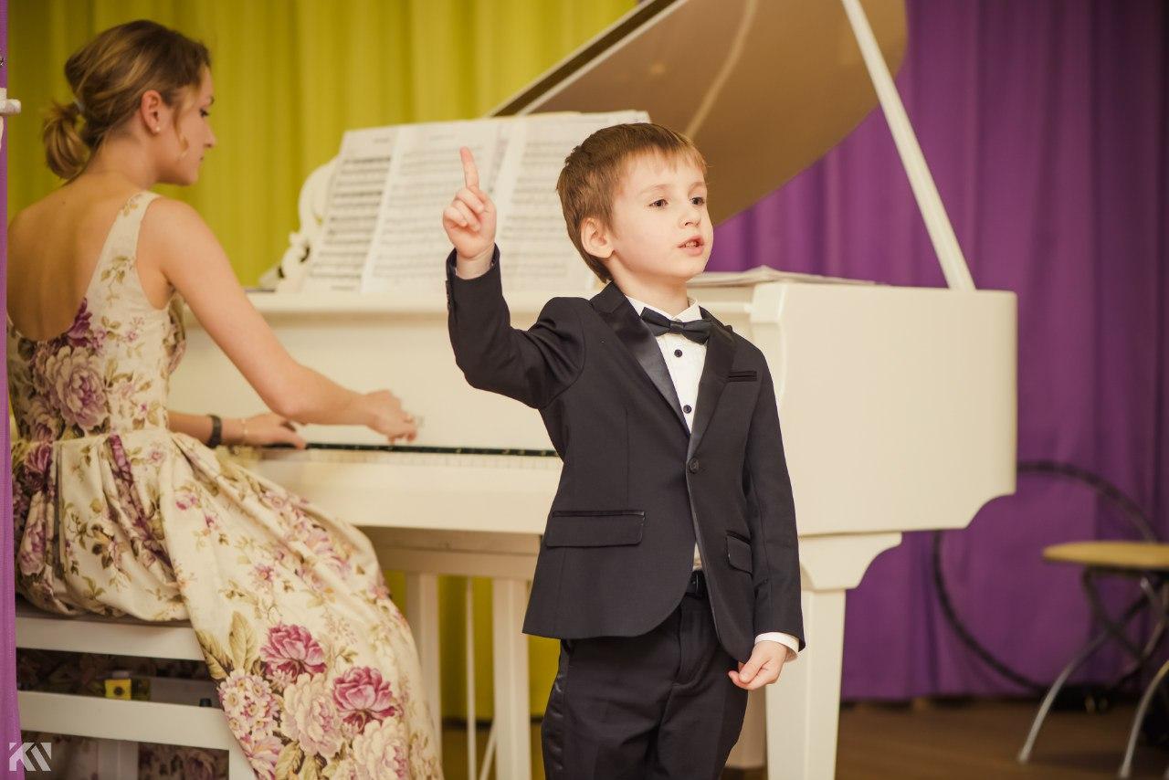 Академический вокал дети фото